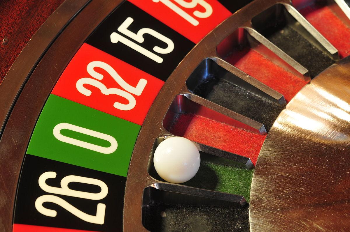 regles roulette casino